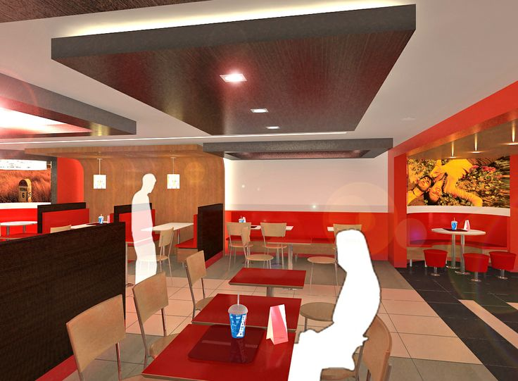 Restaurant Interior Design  Click this link to view more details - http://Interiors.ApnaGhar.co.in/ Call Toll-Free - 1800-102-9440 #RestaurantsInterior #HotelsInterior #RetailInterior