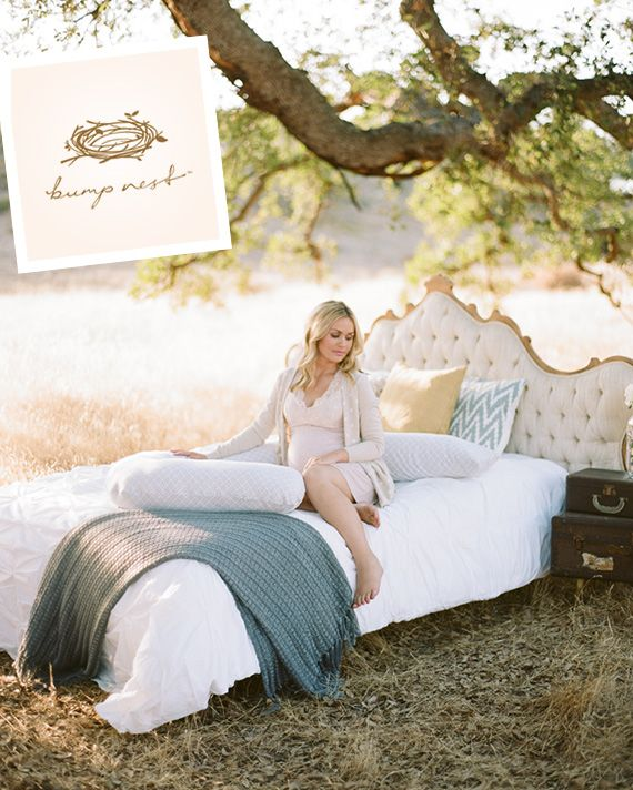Bump Nest pregnancy pillows | 100 Layer Cakelet