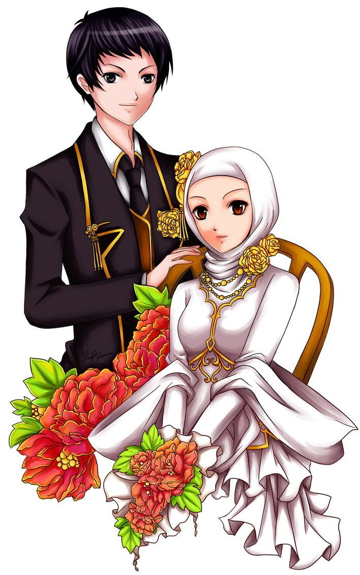 The Wedding by hayashinomura on DeviantArt