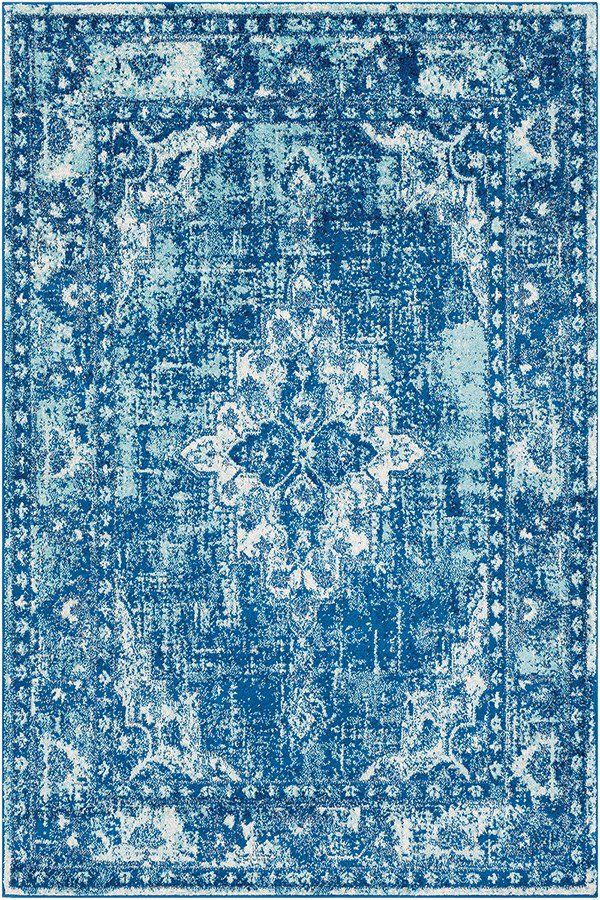 Surya Elaziz Water Rugs Rugs Direct Navy Area Rug Area Rugs Rugs