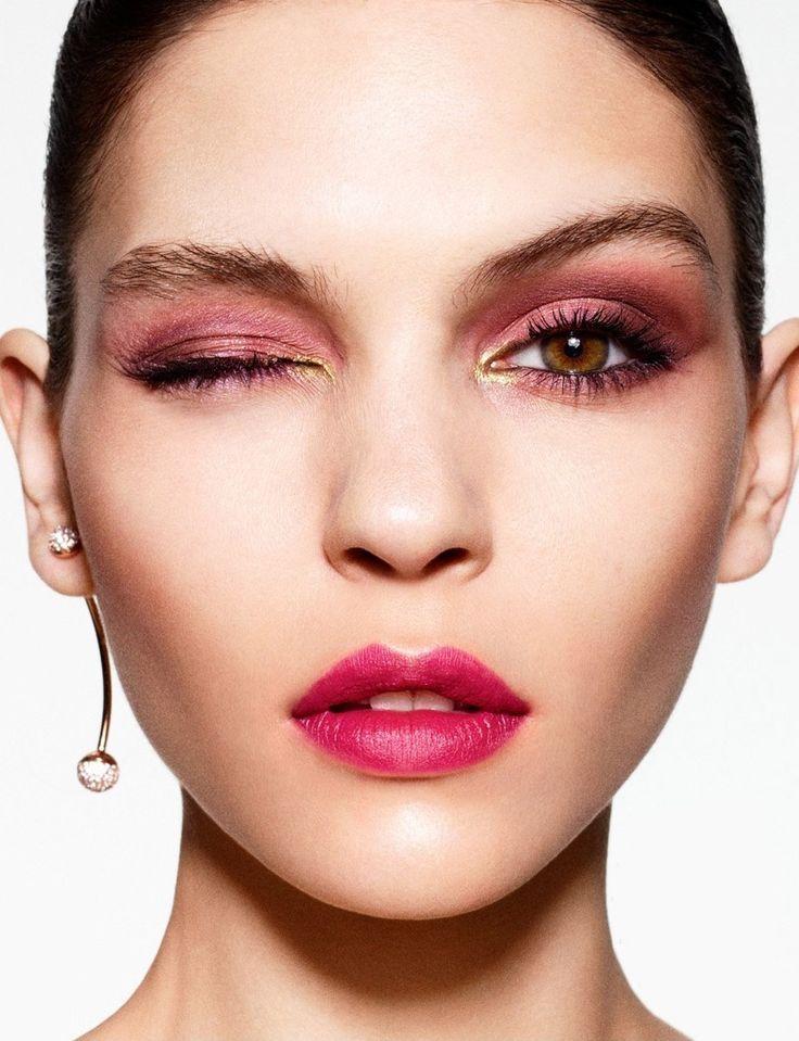 Makeup Artists Meet & 187 Kate Bogucharskaia By Jason Kim For