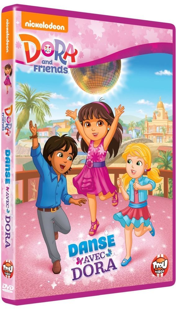Dora and Friends - Danse avec Dora (2014) - DVD Dora and Friends