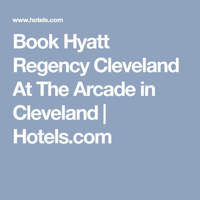 Book Hyatt Regency Cleveland At The Arcade in Cleveland | Hotels.com