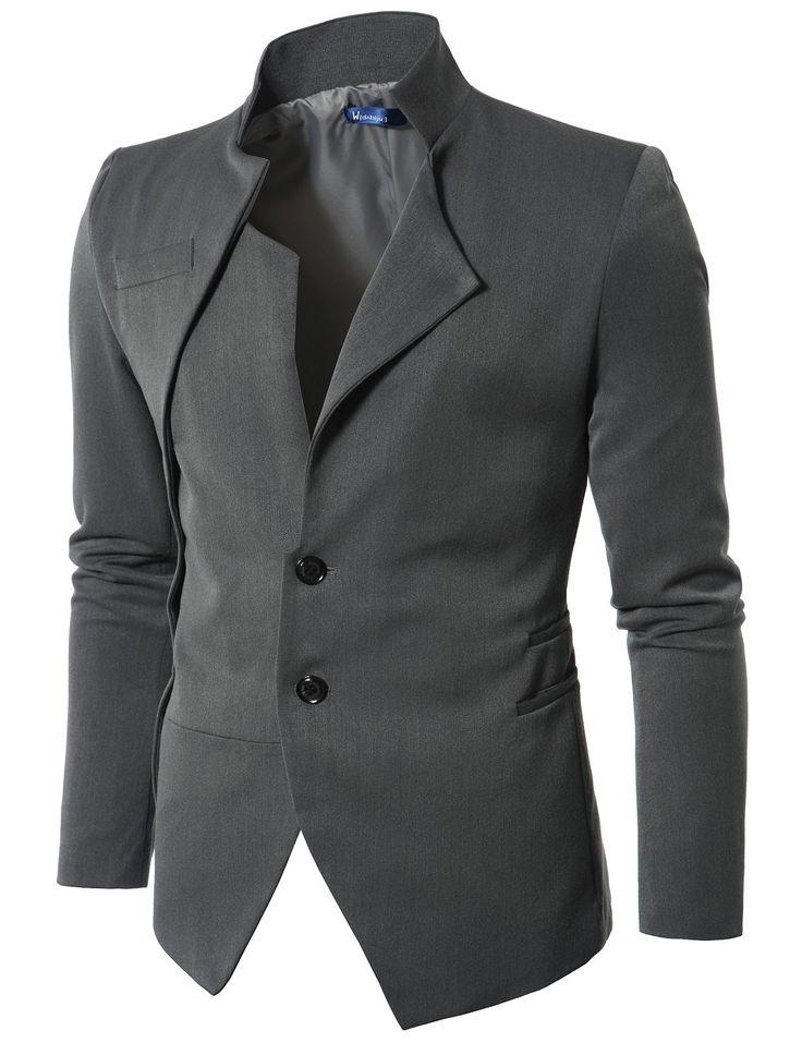 Blazer Jacket com Design Stunning | Doublju |
