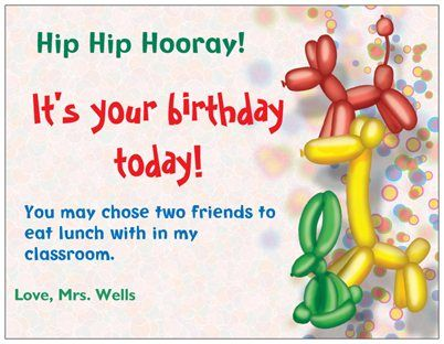 91 best Vistaprint for the Classroom images – Vista Print Birthday Cards