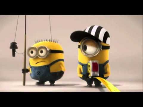 """""""The Ultimate Minions Compilation"""" -- clips from """"Despicable Me"""""""