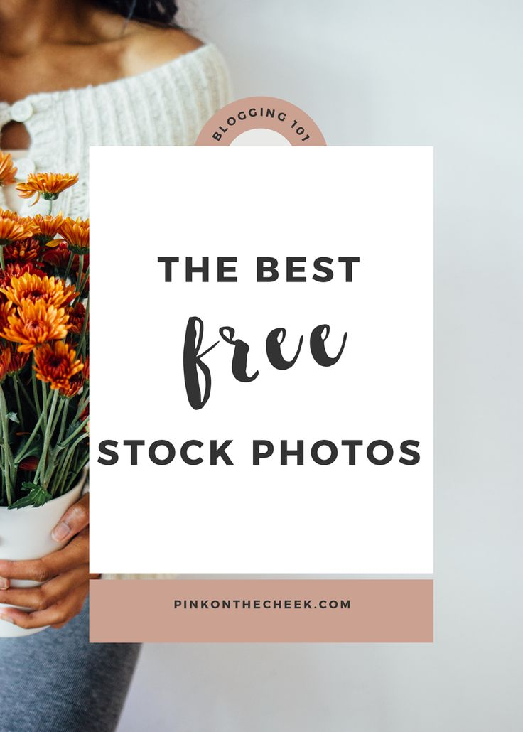 The Best Free Stock Photos - Pink on the Cheek