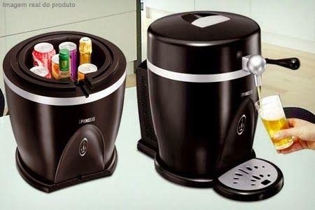 Compre já a sua Chopeira elétrica e cooler Princess, a partir de R$ 399 + frete incluso – parcele sem juros.