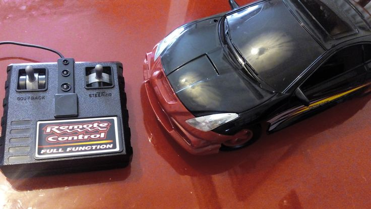 Use a CodeBug to Control an RC Car!