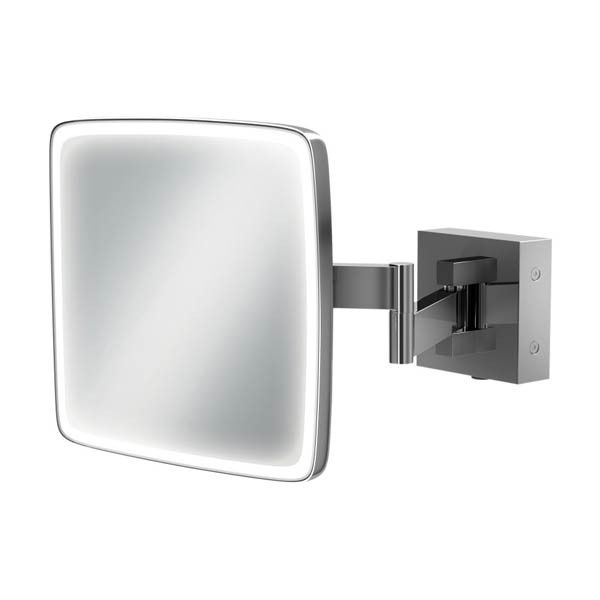 HiB Eclipse Square Magnifying Mirror