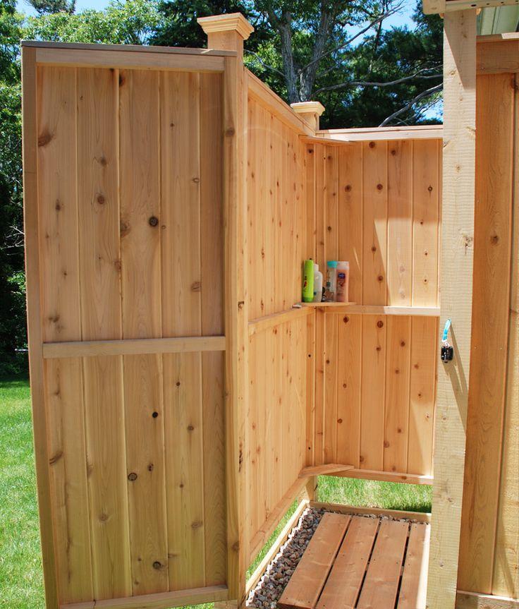 best 25 outdoor shower kits ideas on pinterest. Black Bedroom Furniture Sets. Home Design Ideas