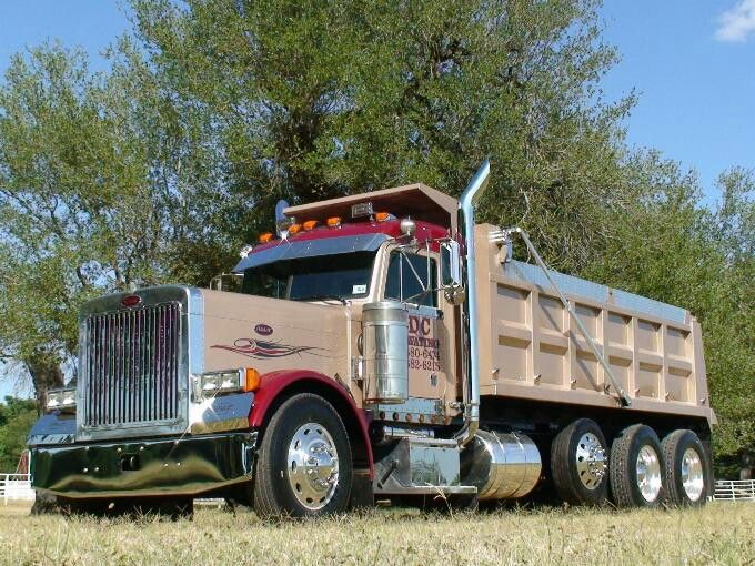 Dump Truck 3 Axles : Axle dump truck show and shine trucks pinterest