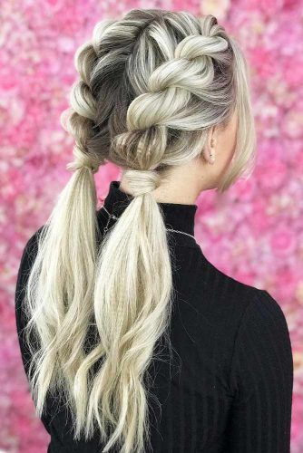 36 Easy Summer Hairstyles To Do Yourself Love Hair Pinterest