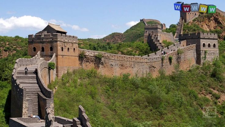 A 22,000 km long wall built over 2500 years by more than 5 dynasties. Ca...
