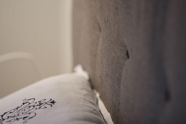 DIY - håndlaget sengegavl