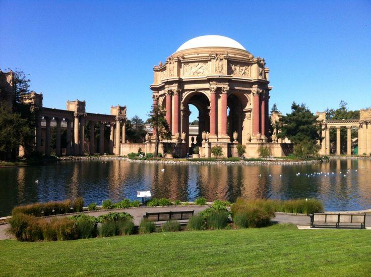 The Exploratorium, San Francisco, Palace of Fine Arts, Northern California