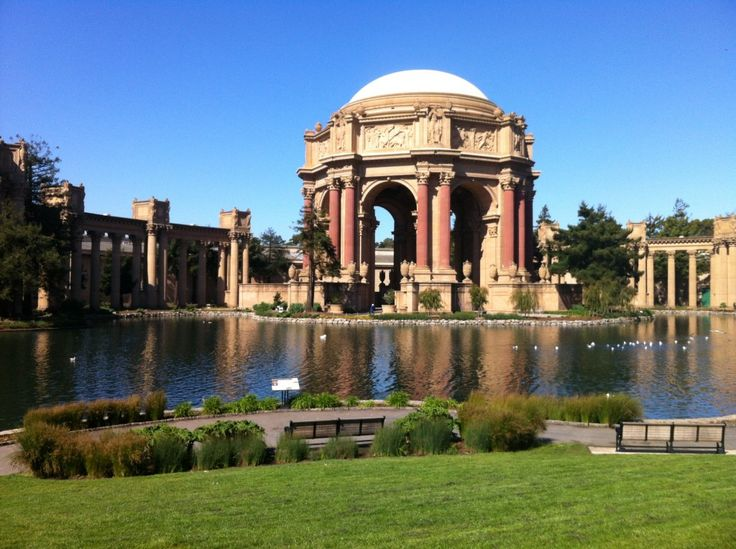 The Exploratorium, San Francisco, Palace of Fine Arts, Northern California