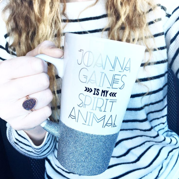 Joanna Gaines Is My Spirit Animal Tall Mug