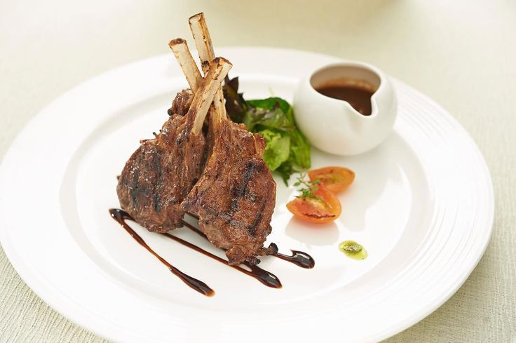 Thinking too much of table for one? Not anymore! The tenderness and full-flavoured of our signature lamb chops is certainly your ideal companion. . #sheratongrandjakarta #anigre