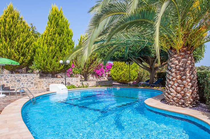 #Camelia #house in #Rethymno with its #private #pool, #relaxing area and terrace, ideally located in a peaceful rural area, close to #beaches and nice #Cretan #villages is the perfect #holiday #destination!