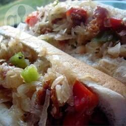 Sauerkraut relish @ allrecipes.co.uk