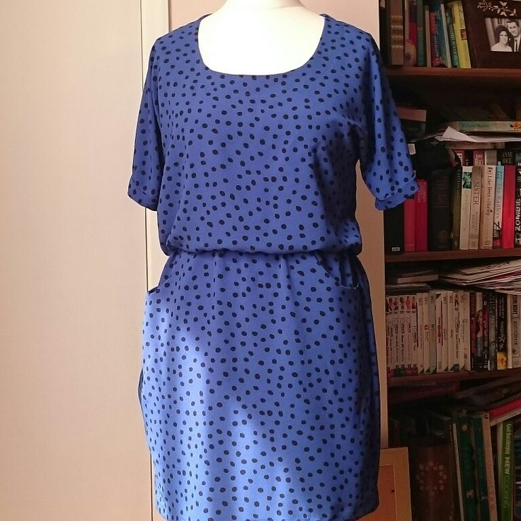 Tilly and the Buttons Betttine dress