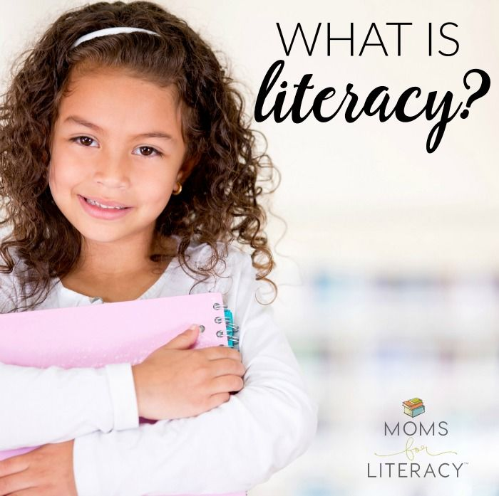 What is Literacy and why is it so important? Come and find out over at MomsForLiteracy.com