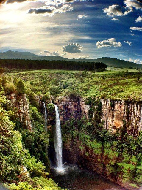 Mac Mac Falls - South Africa