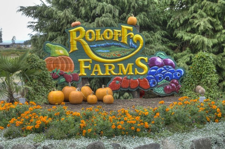 roloff farms....going to Portland in November...would love to visit!