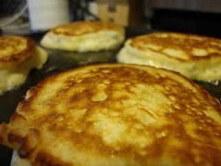 Clinton St. Baking Co. Pancakes...sounds very similar to Gramma's Eir ...