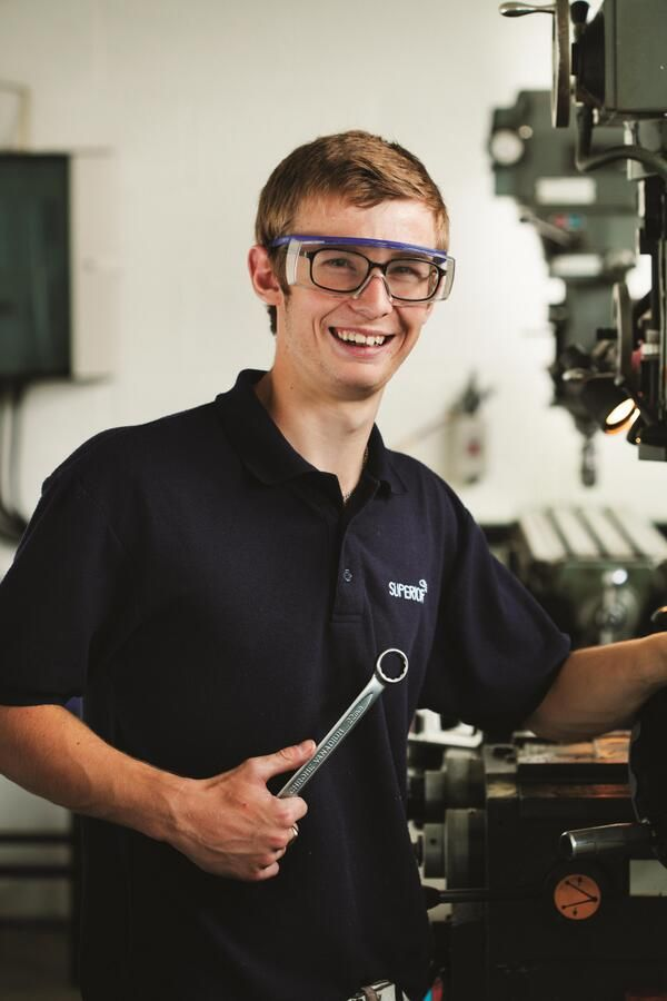 From @Apprentices_AMB: their #AMBassador Ben Wigley from Superior Seals feeling #proud to be an apprentice #MadeByApprentices