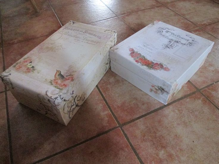 Krabice od bot 1