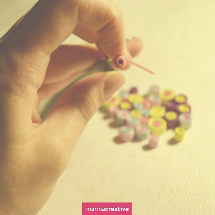 how to make a heart quilling #handmade #DIY #heart #quilling