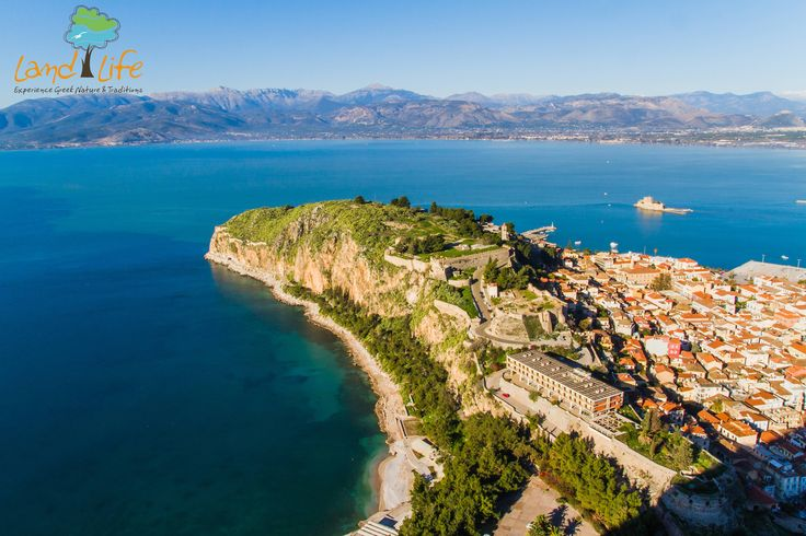 Climb to the castle of Palamidi in Nafplio and take a special view of Nafplio