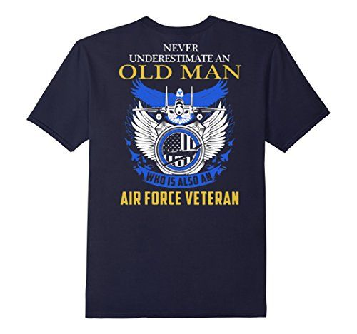 Men's Air Force Veteran T-Shirt