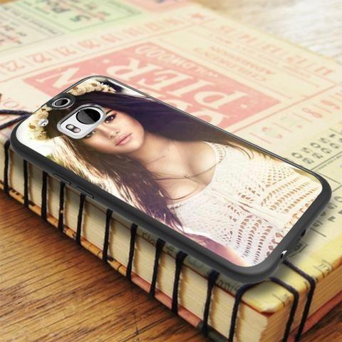 Selena Gomez Sexy Singer HTC One M8 Case