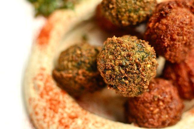 Falafel | Recetas Veganas Vegetarianas