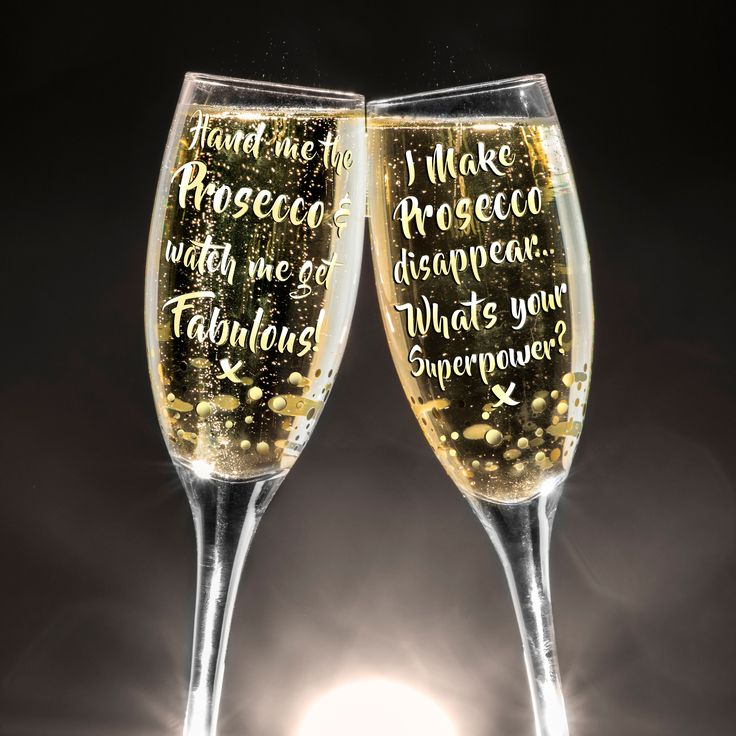 PROSECCO FLUTES ...be sure to see the full range over at www.leonardo.co.uk