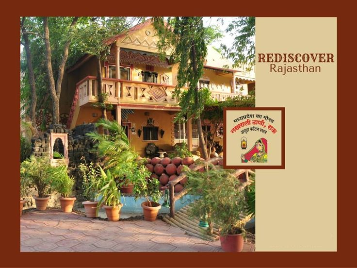 Discover the beauty of Rajasthan!  Take a break from the hustle and bustle of the busy life. Rejoice and relive your life at best Rajasthani themed resort in Indore- Nakhrali Dhani. #Resort #WaterPark #Indore