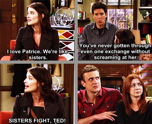 Robin #himym #howimetyourmother Check out my profile and HIMYM board for other great pins!