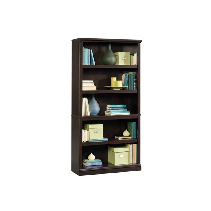 Keep all of your books and papers organized. Studio Bookcase | Weekends Only Furniture and Mattress