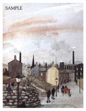 Geoff W Birks Limited Edition Prints | Nostalgia Prints