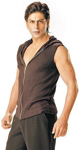 SRK is sooo sexy!!!