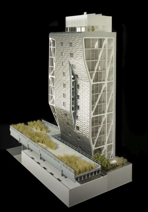 © neil denari architects - HL23 - new york, usa - 2011