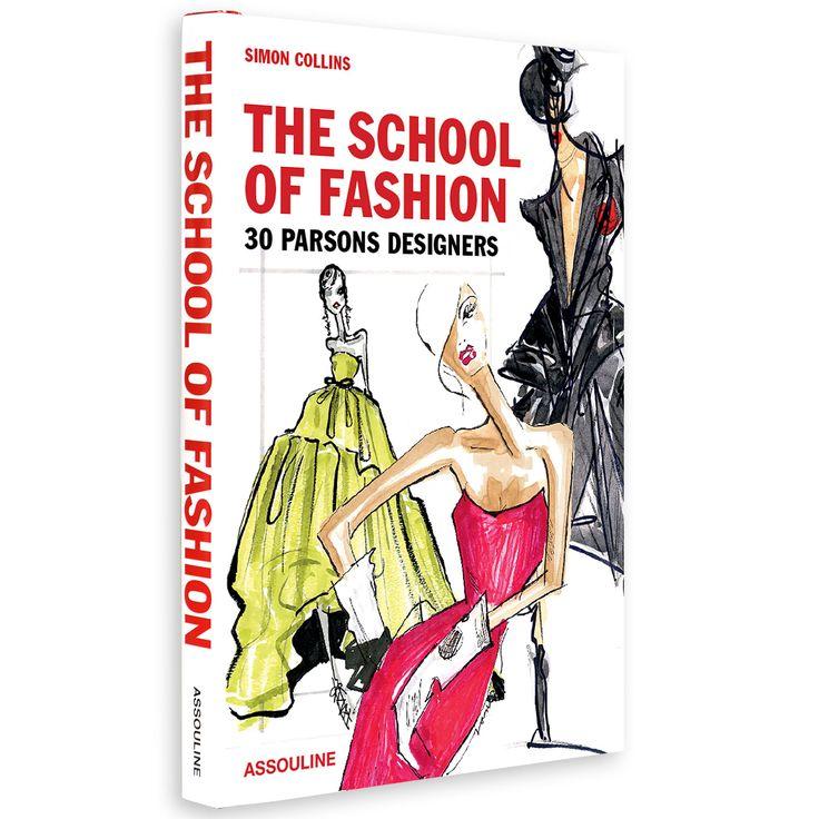 Parsons School of Design's Dean Simon Collins profiles 30 amazing designers - see more here.