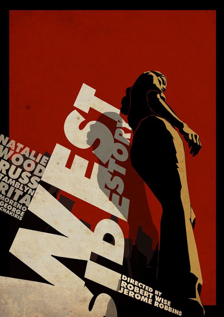 Иерархия, контраст и взгляд из норы червяка сделали потрясающим этот постер. Единство изображения и текста достигнуто тенью и ориентацией. Блестяще. #typography #poster
