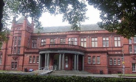 Whitworth Gallery, Manchester