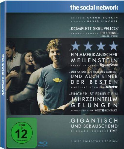 The Social Network (2-Disc Collector's Edition) [Blu-ray] Blu-ray ~ Jesse Eisenberg, http://www.amazon.de/dp/B00475CB1U/ref=cm_sw_r_pi_dp_Wgi2rb062KQ4A