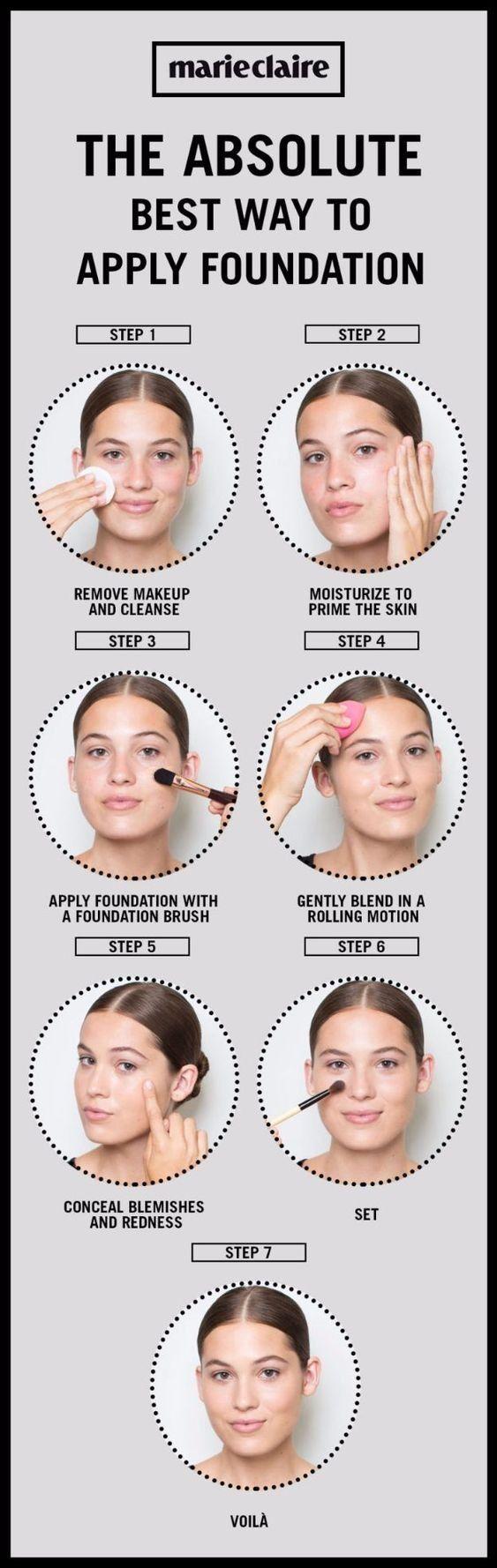 Make-up-Tipps für Anfänger, Make-up-Tipps für Jugendliche, Make-up-Tipps und Tricks, Make-up … – Wishing for great MakeUp