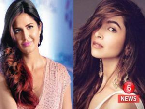 Katrina Kaif reacts on rumours of getting Deepika Padukone out of Aanand L Rais film